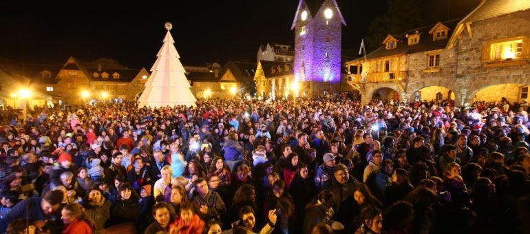 Comienza la Navidad en Bariloche