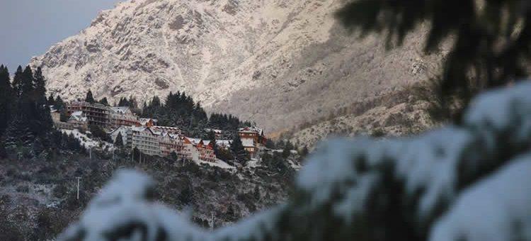 La primera nevada - San Carlos de Bariloche
