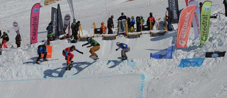 Copa del Mundo de Snowboard Cross 2017 – San Carlos de Bariloche
