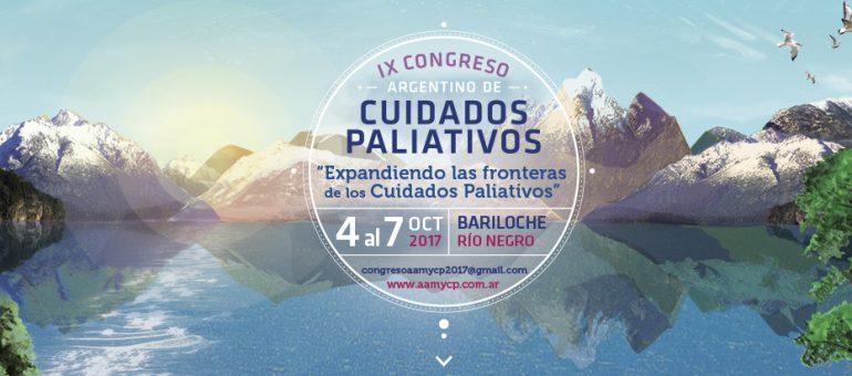 IX Congreso Argentina de Cuidados Paliativos