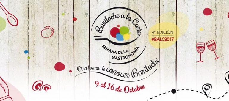 Bariloche a la Carta - Edición 2017