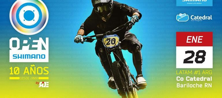 Open Shimano: ciclismo de montaña competitivo en Catedral
