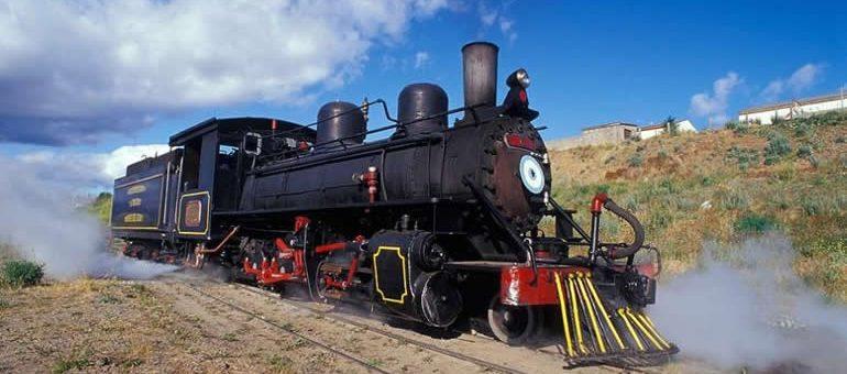Fiesta Nacional del Tren a Vapor, un viaje en el tiempo