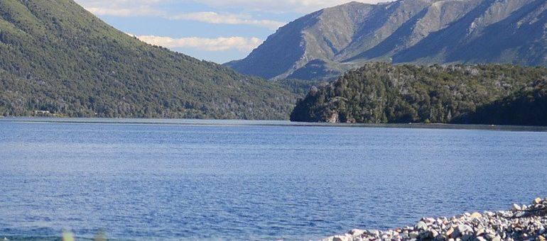 Lago Mascardi, los colores del arco iris