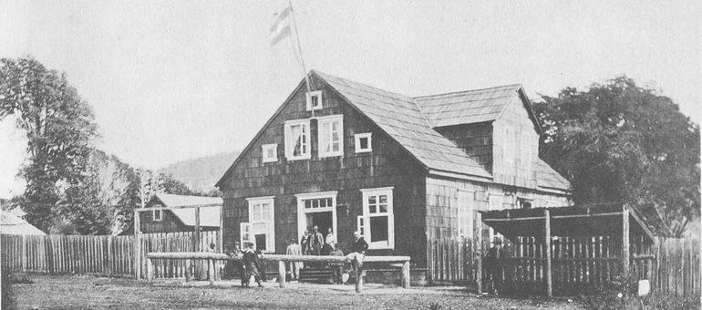 Un nuevo aniversario en la historia de Bariloche. Primera Parte