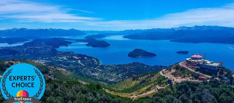 Bariloche entre las 10 mejores ciudades de Sudamérica