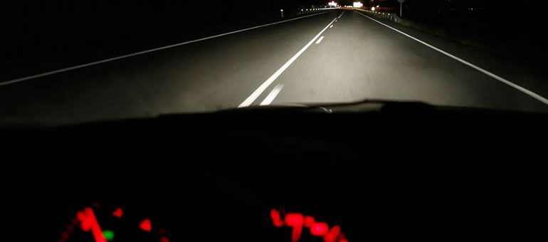 Contextos de conducción nocturna