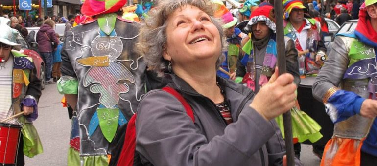 Festival de Titiriteros Andariegos en Bariloche