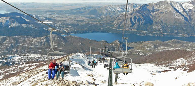 Cerro Catedral: medios de elevación y pistas