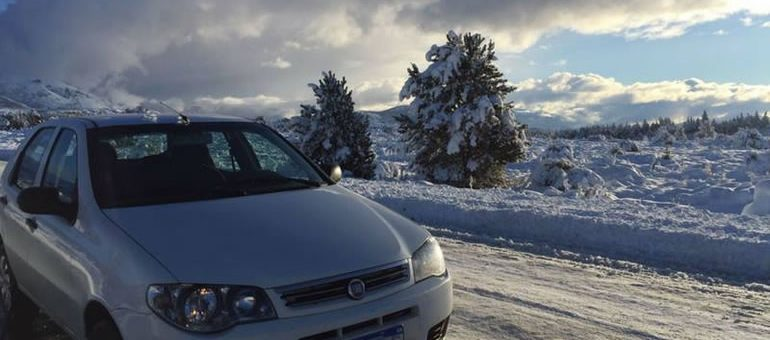 Consejos para conducir por caminos con hielo o nieve