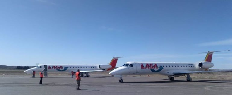 Lasa llega en septiembre a Bariloche