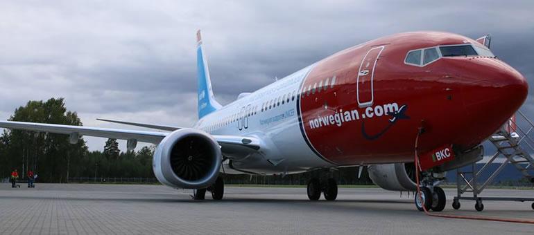 Norwegian llega a Bariloche
