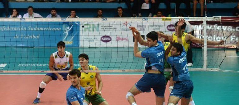 Campeonato Sudamericano de Vóley en Bariloche