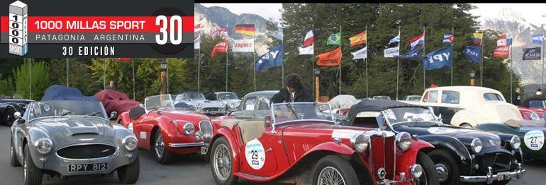 Mil Millas Sport 2018 en Bariloche