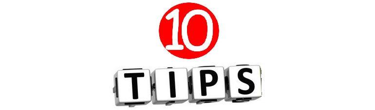 10 tips para viajar