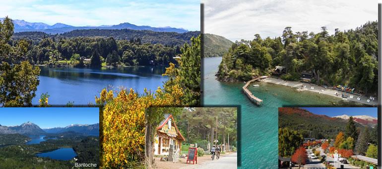 Top 5 del verano en Bariloche