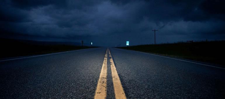 Consejos para salir a la ruta de noche