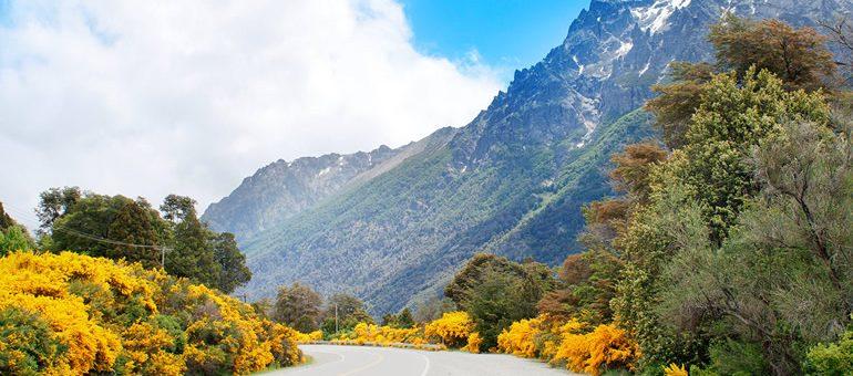Recorridos y distancias desde Bariloche