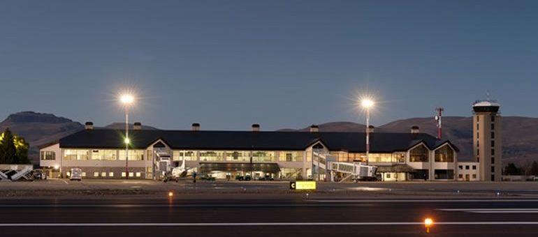 Acceso desde el Aeropuerto de Bariloche
