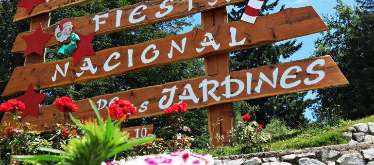 Fiesta Nacional de los Jardines 2019