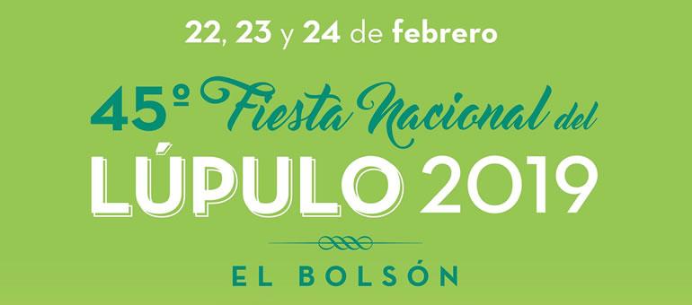 Fiesta Nacional del Lúpulo 2019