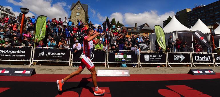 Ironman 70.3 en Bariloche 2019