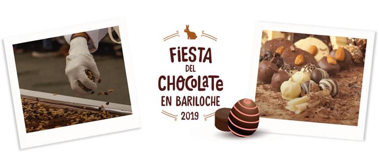 Fiesta del Chocolate en Bariloche 2019