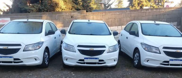 Nuevas Unidades Chevrolet Onix Joy LS+
