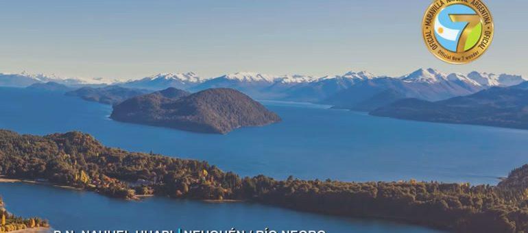 Por qué el Parque Nacional Nahuel Huapi es una de las 7 Maravillas Naturales