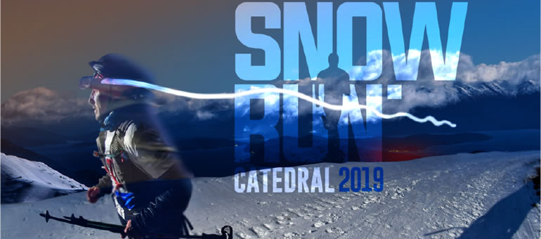 Catedral Snow Run 2019 en Bariloche