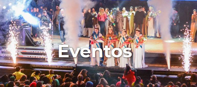 Descubrí los eventos de agosto en Bariloche