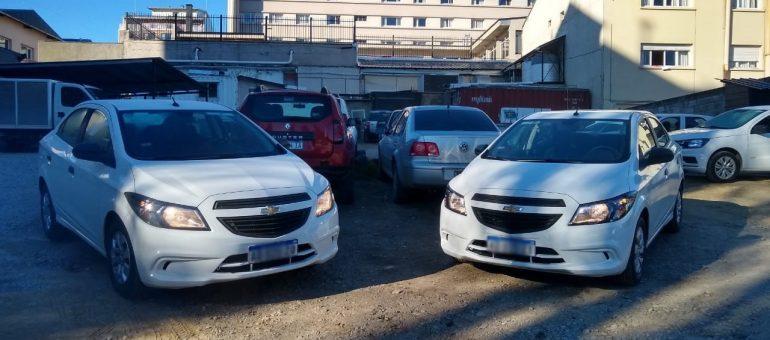 Nuevas unidades de Chevrolet Prisma Joy